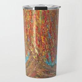 The Colors of Fall Travel Mug