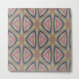 Ann Arbor Pastel Chalk 6235 Metal Print