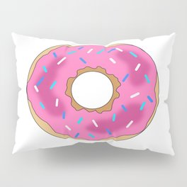 Eat More Hole Foods Pillow Sham