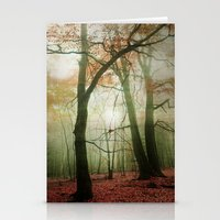 portal Stationery Cards featuring Portal by Iris Lehnhardt
