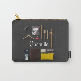 Carmilla Items Carry-All Pouch