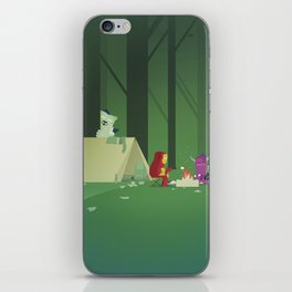 The Nick Yorkers in July iPhone Skin