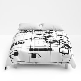 closure dx Comforters