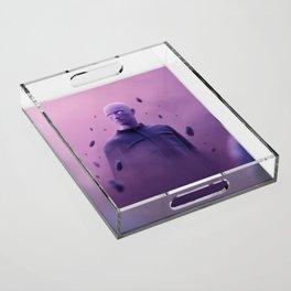 Skip Tracer Acrylic Tray