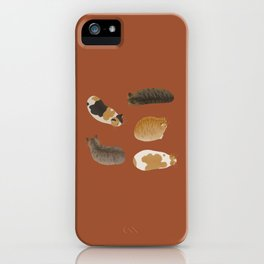 Cat Loaves iPhone Case