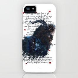 Evermore iPhone Case