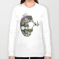 circle Long Sleeve T-shirts featuring Circle by Ben Geiger