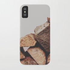 Firewood Slim Case iPhone X