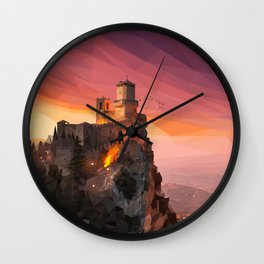 Guaita - San Marino Wall Clock