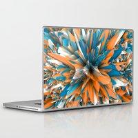 splash Laptop & iPad Skins featuring Splash by Danny Ivan