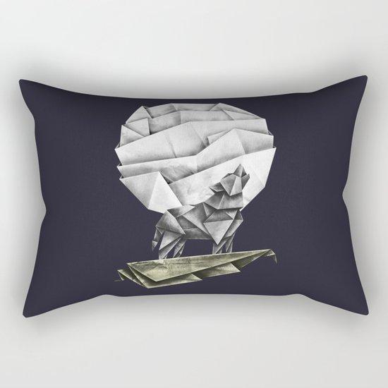 Wolfpaper Rectangular Pillow