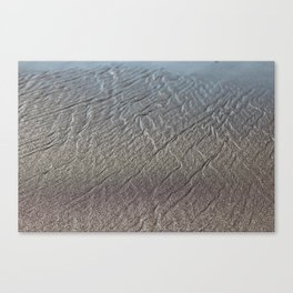 The Ocean's Art Canvas Print