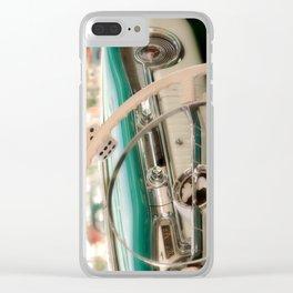 American Classic Clear iPhone Case