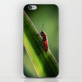 nature feelings iPhone Skin