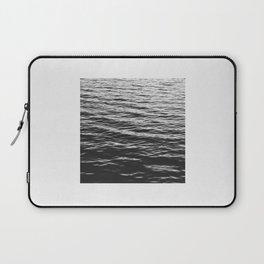 Grain over calm water Laptop Sleeve