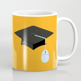 More Clicks, Fewer Bricks: The Lecture Hall Is Obsolete Coffee Mug