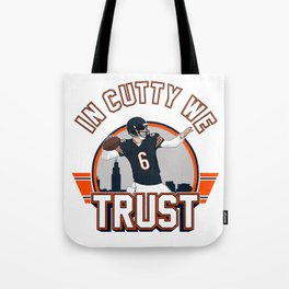 "The Victrs ""In Cutty We Trust"" Tote Bag"