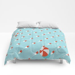 Pills Pattern 012 Comforters