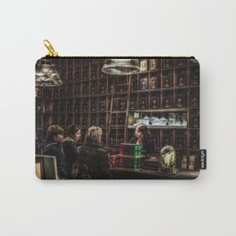 The Tea Shop Carry-All Pouch