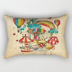 Funfair! Rectangular Pillow