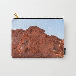 Elephant Rock, Valley of Fire - II Carry-All Pouch
