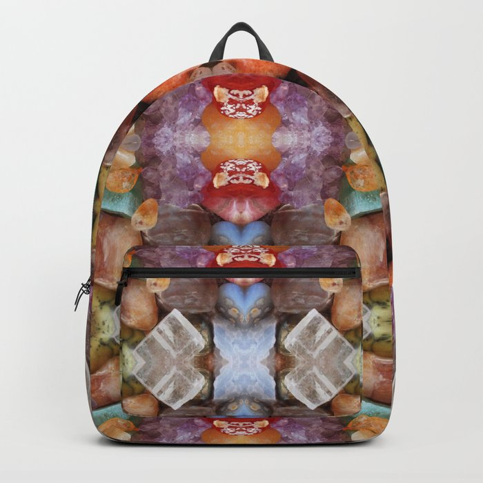 Fiery gems for you Backpack