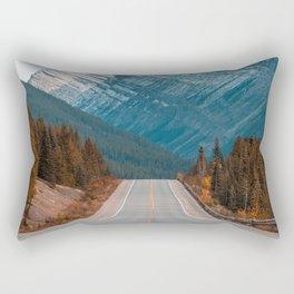 Roadtrip to Nature Rectangular Pillow