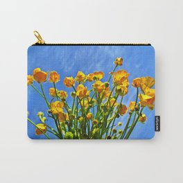 The Sky Is Yellow Carry-All Pouch