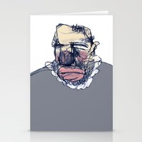 clown Stationery Cards featuring clown by jenapaul