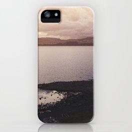 Taupo iPhone Case
