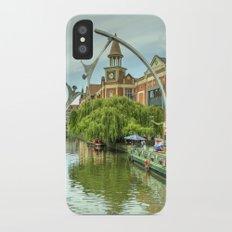 Lincoln Waterside iPhone X Slim Case