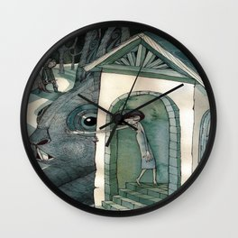 re:1 Wall Clock