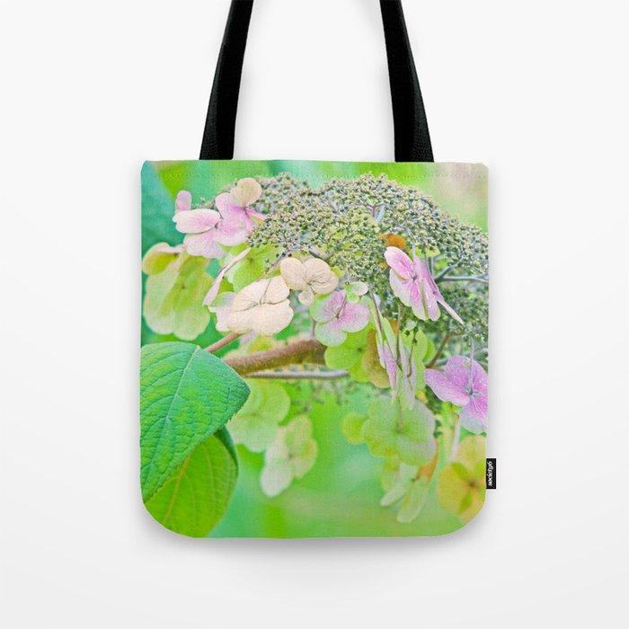Autumn Poesie Tote Bag