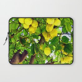 when life gives you lemons... Laptop Sleeve