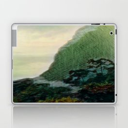 Mists In The Pitons: St. Lucia Laptop & iPad Skin