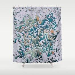 XĪ_3 Shower Curtain