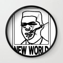 NewWorld part III Wall Clock