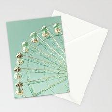 Turning and Turning Stationery Cards
