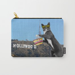 Ray in Hollywood Carry-All Pouch