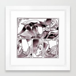 Chester 5000 page 89 Framed Art Print