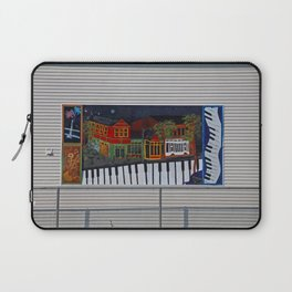 About the Arts Laptop Sleeve