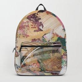 Brown - 3D Backpack