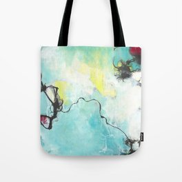 Curiosity Revealed Tote Bag
