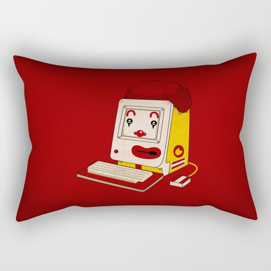 """""""MAC"""" Donalds Rectangular Pillow"""
