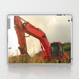 Construction machinery Laptop & iPad Skin