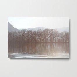 Crummock Water Metal Print