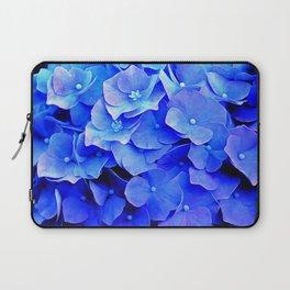 Hydrangea Blues Laptop Sleeve