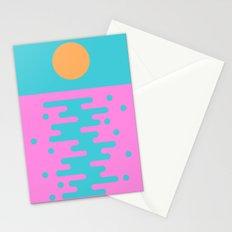Paradise Sunset II Stationery Cards
