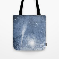 One Starry Night Tote Bag
