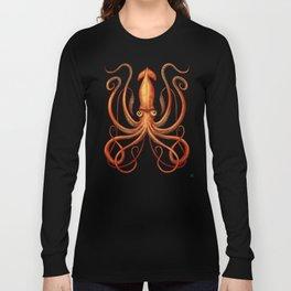 Giant Squid 2 Long Sleeve T-shirt